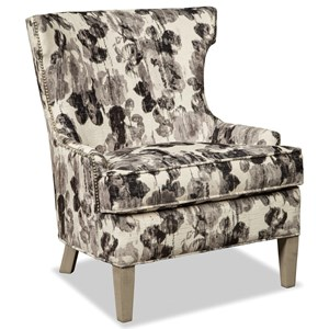 Rachael Ray Home by Craftmaster R0709-R0710-R0711 Chair w/ Pewter Nails