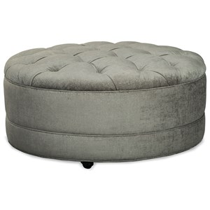 Rachael Ray Home by Craftmaster R077000 Cocktail Ottoman
