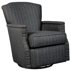 Rachael Ray Home by Craftmaster R079210 Swivel Glider Chair