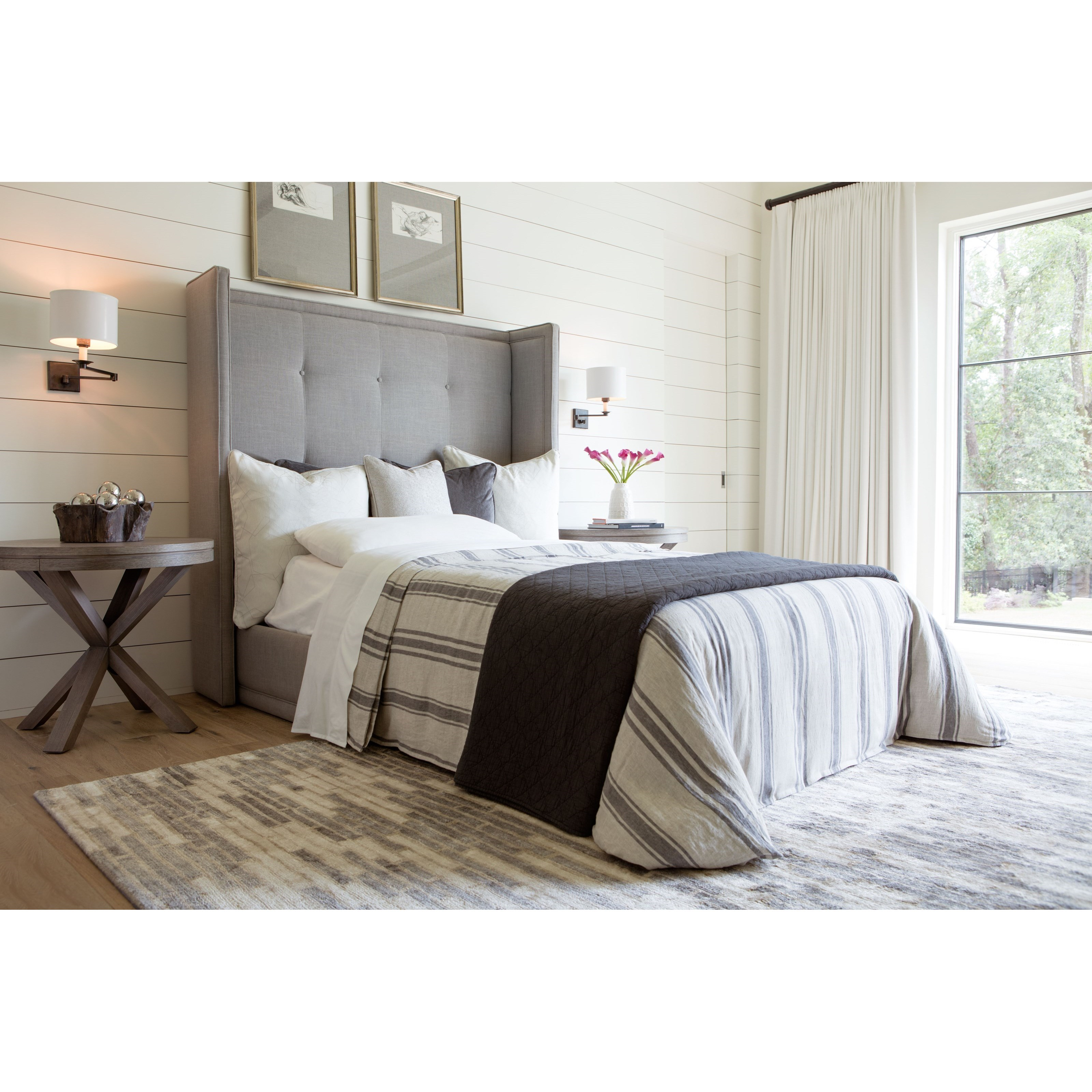 Rachael Ray Home By Craftmaster Highline Transitional Tall