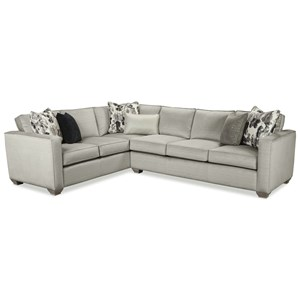 Rachael Ray Home by Craftmaster R7727 2 Pc Sectional w/ LAF Sofa Return