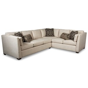 Rachael Ray Home by Craftmaster RR760100 Highline 2 Piece Sectional
