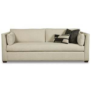 "Rachael Ray Home by Craftmaster RR760100 97"" Bench Seat Sofa"