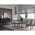 Rachael Ray Home by Legacy Classic Austin Formal Dining Room Group - Item Number: 8100 Dining Room Group 3
