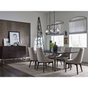 Rachael Ray Home by Legacy Classic Austin Formal Dining Room Group - Item Number: 8100 Dining Room Group 4