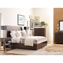 Rachael Ray Home by Legacy Classic Austin Queen Bedroom Group - Item Number: 8100 Q Bedroom Group 3