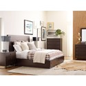 Rachael Ray Home by Legacy Classic Austin California King Bedroom Group - Item Number: 8100 CK Bedroom Group 4
