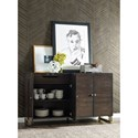 Rachael Ray Home by Legacy Classic Austin Contemporary Credenza with Wine Bottle Storage