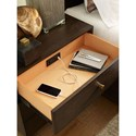 Rachael Ray Home by Legacy Classic Austin Contemporary 3 Drawer Night Stand