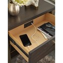 Rachael Ray Home by Legacy Classic Austin Contemporary Open Night Stand
