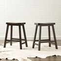 Rachael Ray Home by Legacy Classic Austin Contemporary Pub Stool