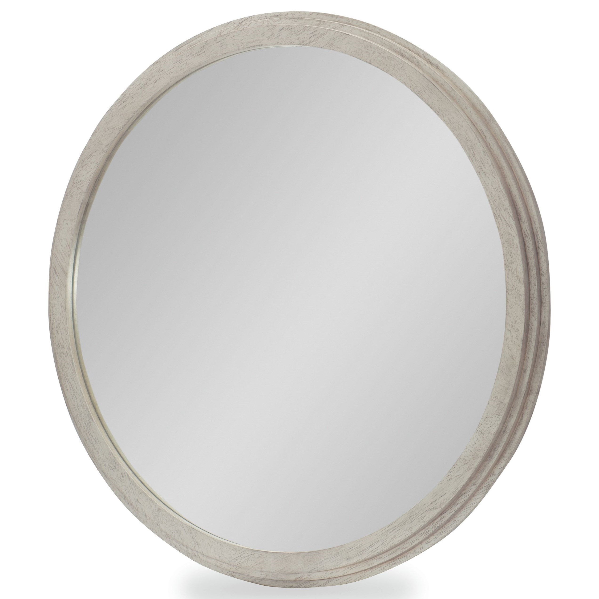 Cinema Round Mirror  by Rachael Ray Home by Legacy Classic at Stoney Creek Furniture