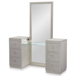 Rachael Ray Home by Legacy Classic Cinema 6 Drawer Vanity