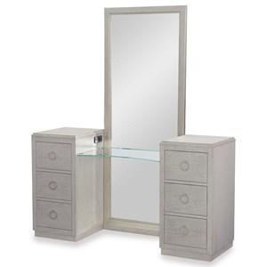 6 Drawer Vanity