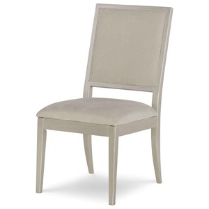 Rachael Ray Home by Legacy Classic Cinema Upholstered Side Chair