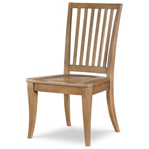 Rachael Ray Home by Legacy Classic Everyday Dining Slat Back Side Chair