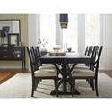 Rachael Ray Home by Legacy Classic Everyday Dining Casual Dining Room Group - Item Number: 7003 Dining Room Group 3