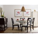 Rachael Ray Home by Legacy Classic Everyday Dining Casual Dining Room Group - Item Number: 7004 Dining Room Group 2