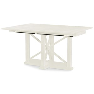 Rachael Ray Home by Legacy Classic Everyday Dining Drop Leaf Dining Table