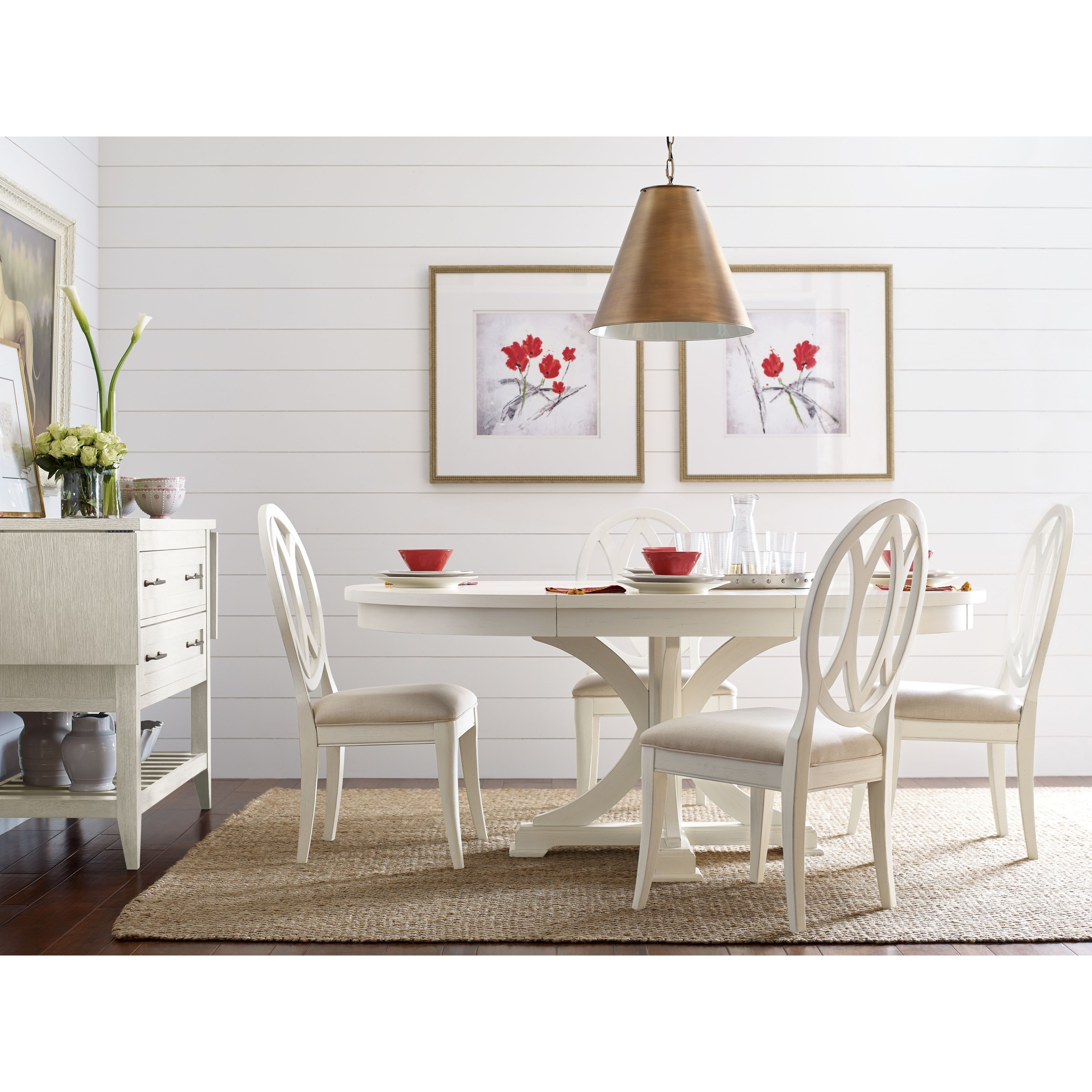 Hayley Dining Room Set: Rachael Ray Home By Legacy Classic Everyday Dining Round