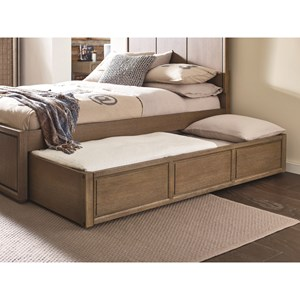 Rachael Ray Home by Legacy Classic Hudson Full Panel Bed with Storage/Trundle