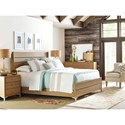 Rachael Ray Home by Legacy Classic Hygge  King Bedroom Group - Item Number: 7600 K Bedroom Group 3