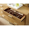 Rachael Ray Home by Legacy Classic Hygge  Contemporary 8 Drawer Dresser