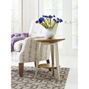 Rachael Ray Home by Legacy Classic Hygge  Contemporary Round End Table