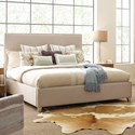 Rachael Ray Home by Legacy Classic Hygge  Contemporary Queen Upholstered Bed
