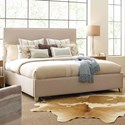 Rachael Ray Home by Legacy Classic Hygge  Contemporary King Upholstered Bed