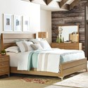 Rachael Ray Home by Legacy Classic Hygge  Queen Ladder Back Bed