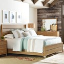 Rachael Ray Home by Legacy Classic Hygge  King Ladder Back Bed