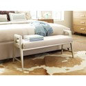 Rachael Ray Home by Legacy Classic Hygge  Upholstered Bed Bench