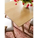 Rachael Ray Home by Legacy Classic Hygge  Contemporary Trestle Table