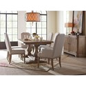 Rachael Ray Home by Legacy Classic Monteverdi  Formal Dining Room Group - Item Number: 7500 Dining Room Group 2