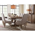 Rachael Ray Home by Legacy Classic Monteverdi  Formal Dining Room Group - Item Number: 7500 Dining Room Group 3