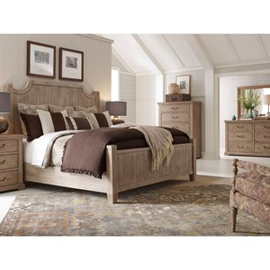Rachael Ray Home by Legacy Classic Monteverdi  King Bedroom Group