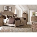 Rachael Ray Home by Legacy Classic Monteverdi  Queen Bedroom Group - Item Number: 7500 Q Bedroom Group 1