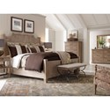 Rachael Ray Home by Legacy Classic Monteverdi  California King Bedroom Group - Item Number: 7500 CK Bedroom Group 2