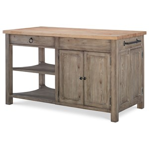 Rachael Ray Home by Legacy Classic Monteverdi  Kitchen Island