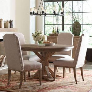 Rachael Ray Home by Legacy Classic Monteverdi  5 Piece Round Table Set