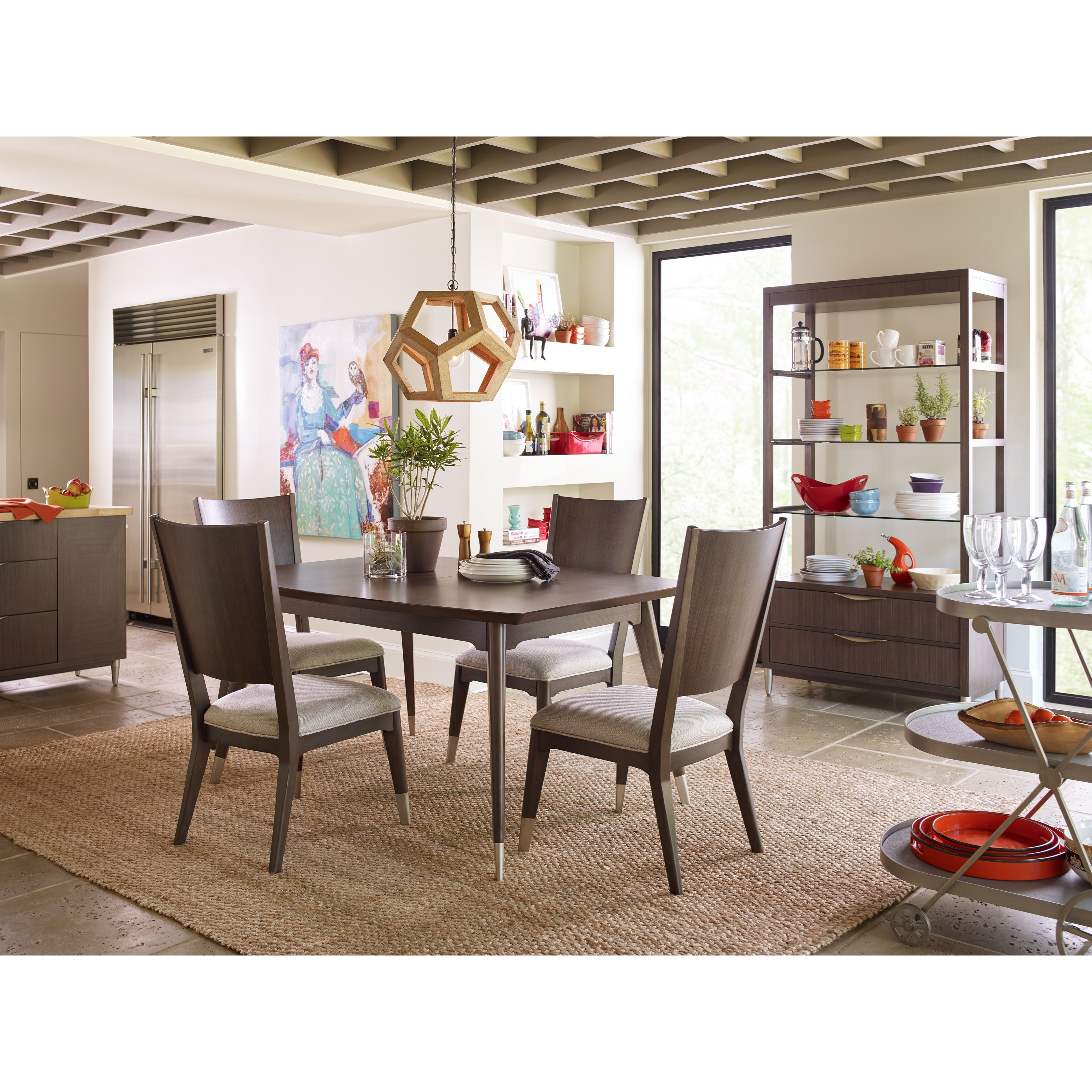 Rachael Ray Home by Legacy Classic Soho Dining Room Group - Item Number: 6020 Dining Room Group 1