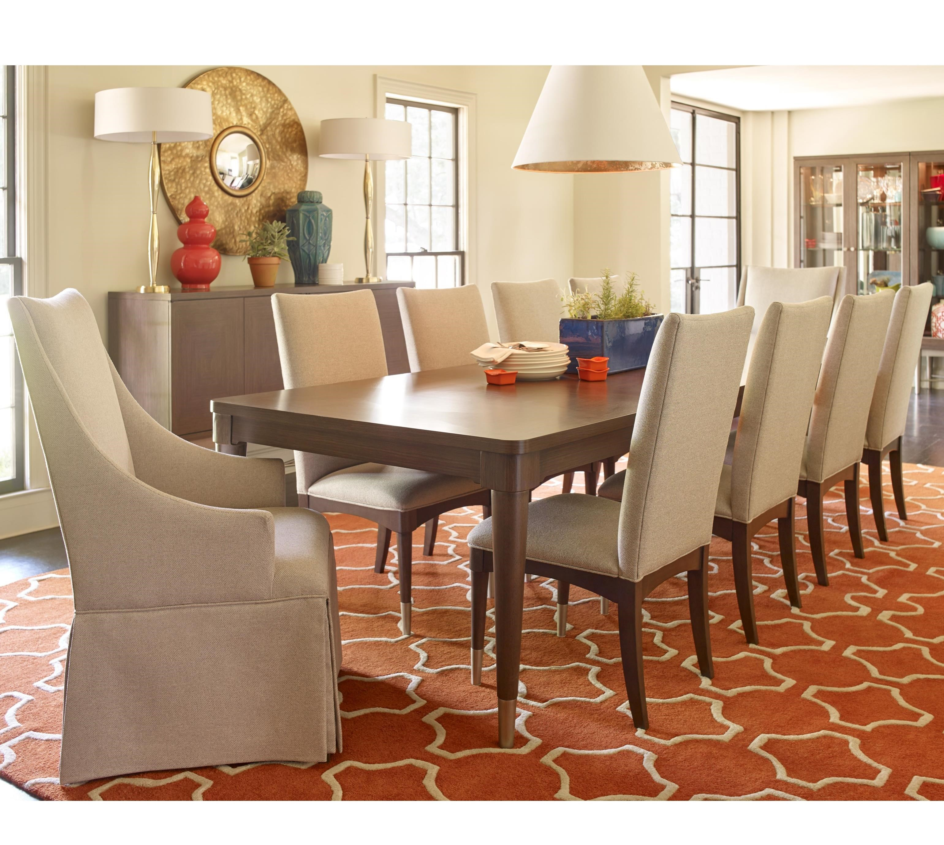 Rachael Ray Home by Legacy Classic Soho Dining Room Group - Item Number: 6020 Dining Room Group 3