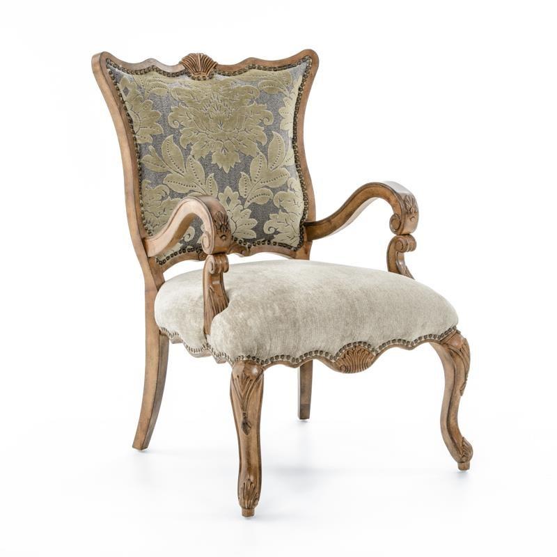 Rachlin Classics Antonia Antonia Chair - Item Number: ANTONIA EMPRESS