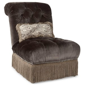 Rachlin Classics Cleopatra Accent Chair
