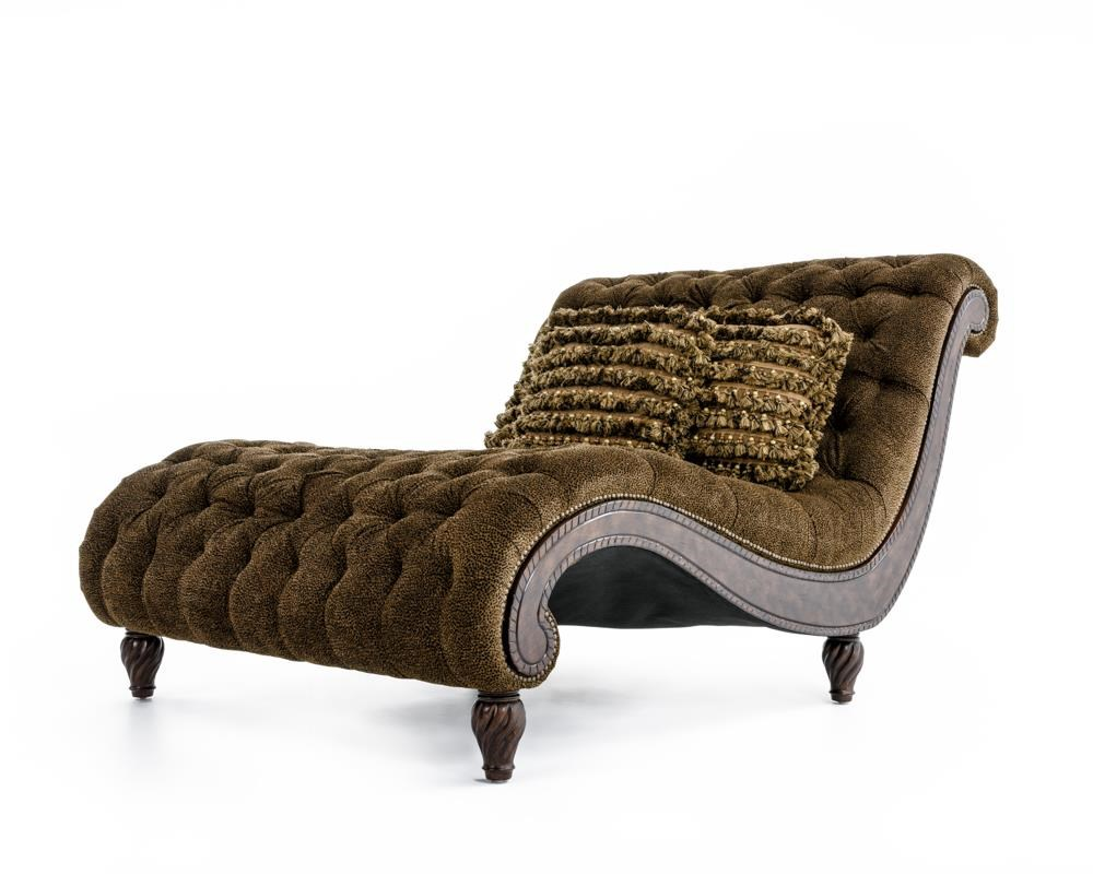 rachlin classics dinah decorative dinah chaise with exotic