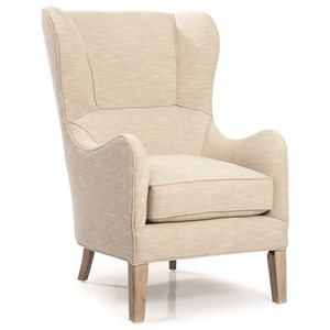 Rachlin Classics Gia Wing Chair