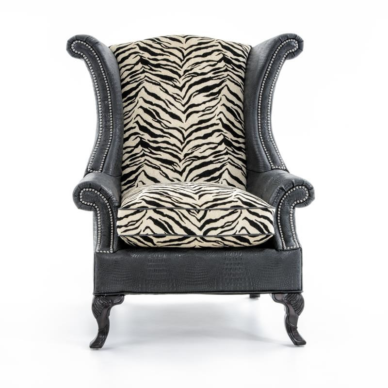 Rachlin Classics Hope Wing Chair - Item Number: HOPE-ZEE