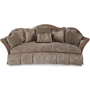 Rachlin Classics Iris Traditional Sofa