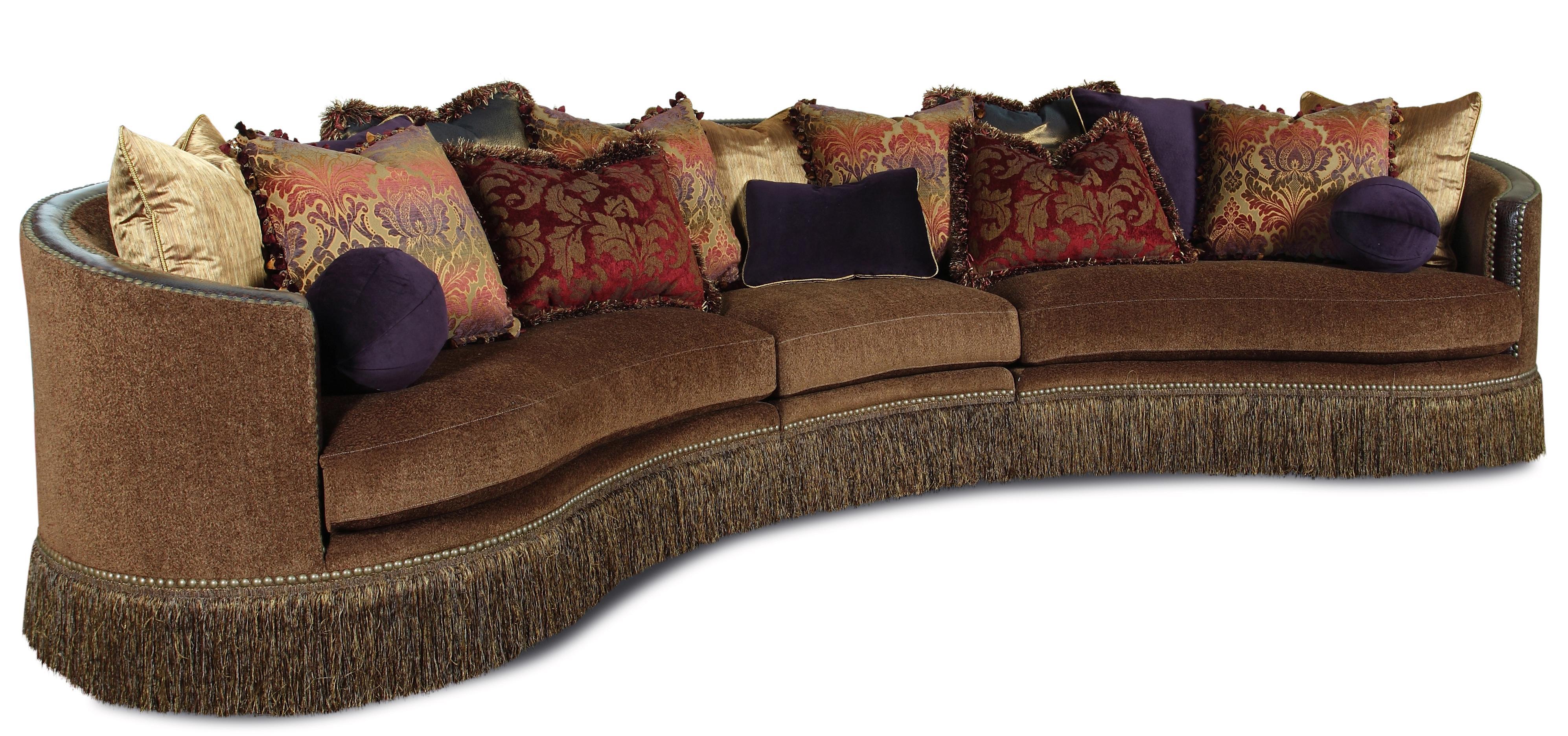 rachlin classics whitney traditional 3 piece sectional sofa